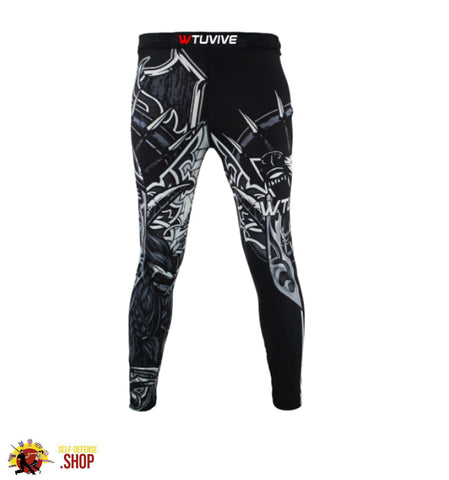 Image of MMA Compression Pants B-2