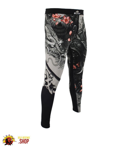 MMA Compression Pants B-5