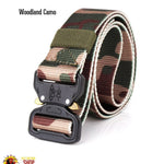 Tactical Belt D-2