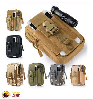 Molle Pouch Wallet