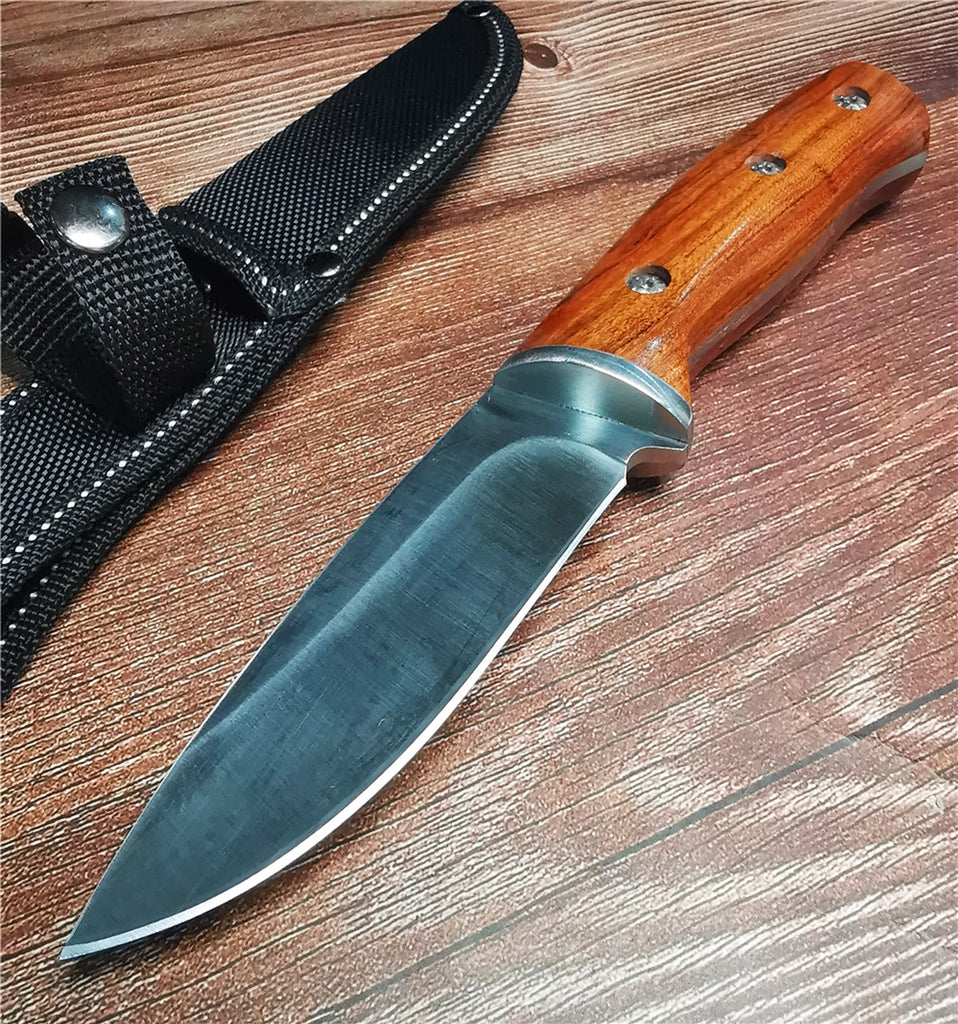 Straight Knife C-6