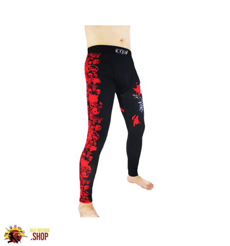 Image of MMA Compression Pants B-7