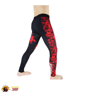 MMA Compression Pants B-7