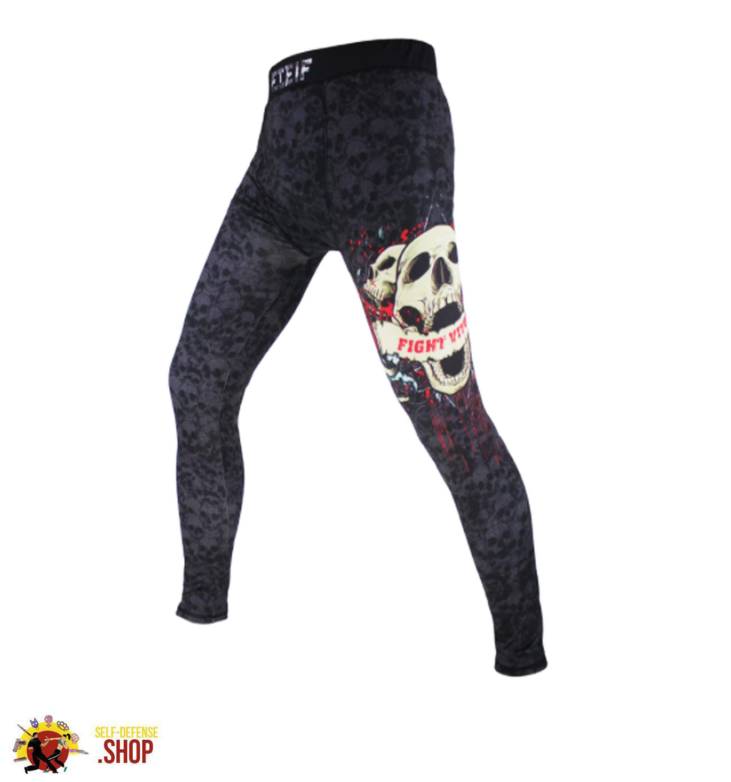 MMA Compression Pants B-8