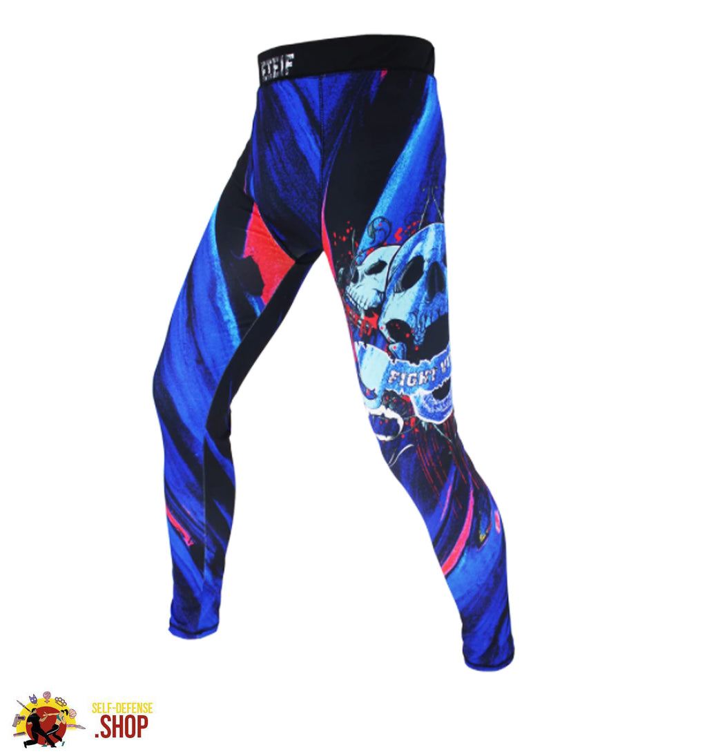MMA Compression Pants C-1