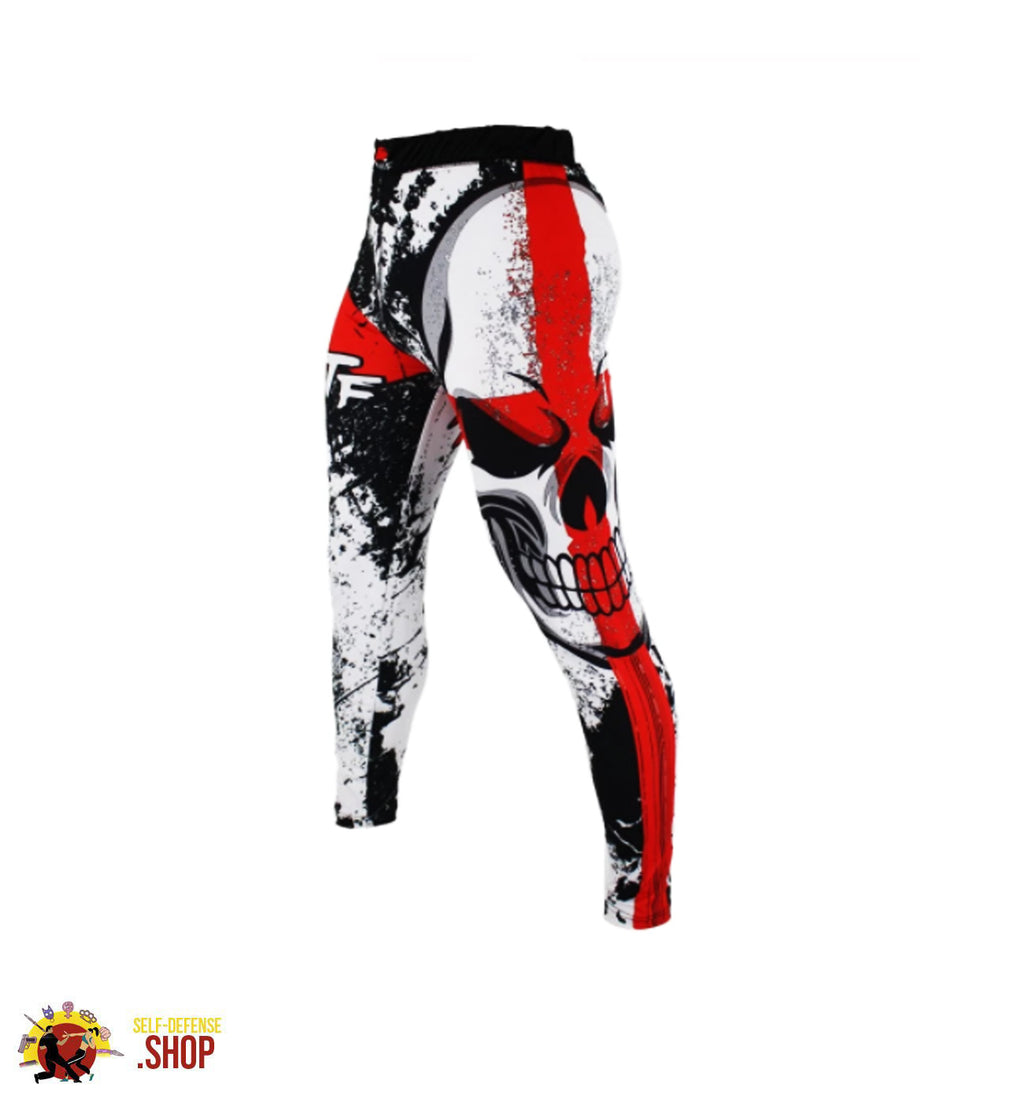 MMA Compression Pants B-4
