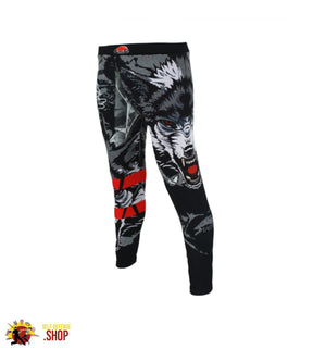 MMA Compression Pants B-3