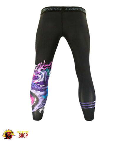 Image of MMA Compression Tights A-7
