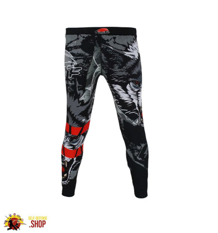 Image of MMA Compression Pants B-3