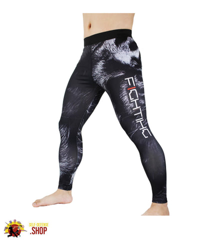 Image of MMA Compression Pants C-4