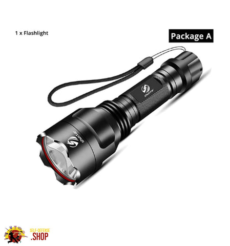 Image of Tactical Flashlight A-2