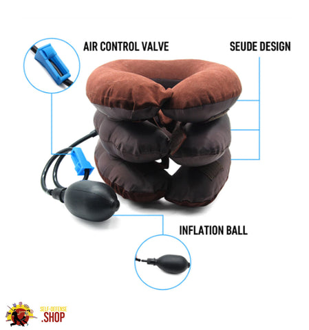 Image of Inflatable Cervical Neck Traction