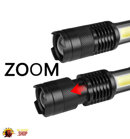 Tactical Flashlight A-1