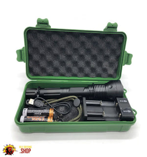 Tactical Flashlight A-4