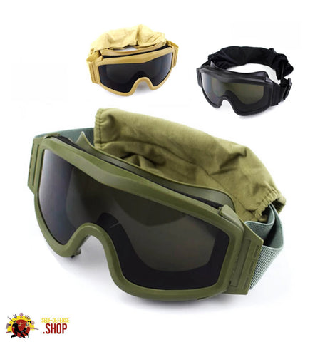 Image of Tactical Goggles