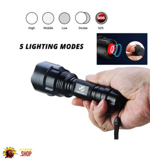 Tactical Flashlight A-2