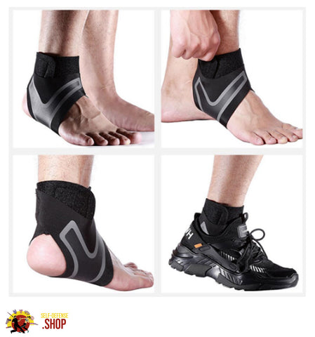 Image of High Protect Ankle Support