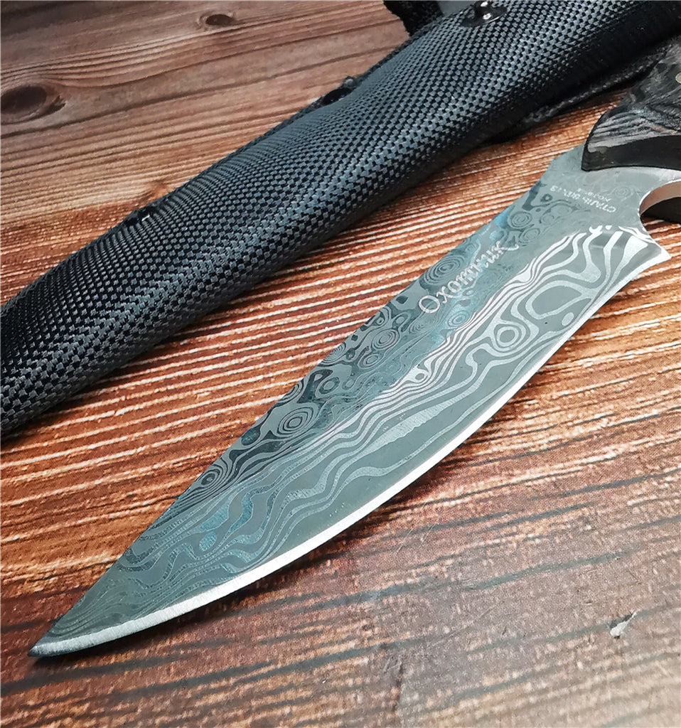Straight Knife E-5