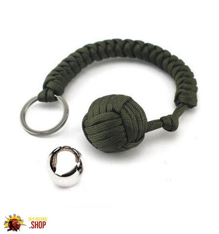 Monkey Fist Steel Ball