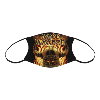 AMON AMARTH Viking Sublimated Facemask