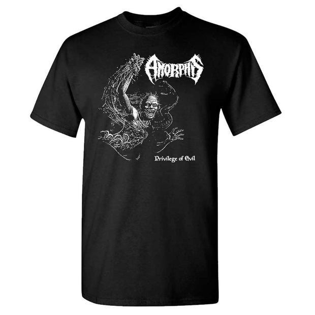AMORPHIS Privilege of Evil Black T-Shirt