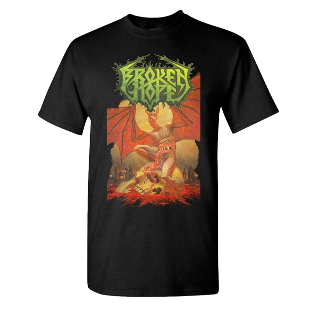 BROKEN HOPE 30th Anniversary T-Shirt