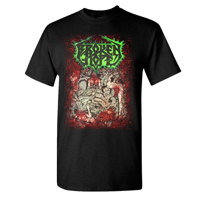 BROKEN HOPE Bowels of Repugnance T-Shirt