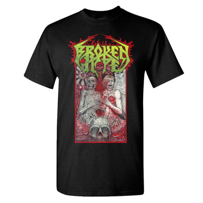 BROKEN HOPE The Dead Half T-Shirt