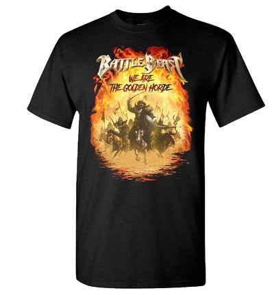 BATTLE BEAST Golden Horde T-Shirt