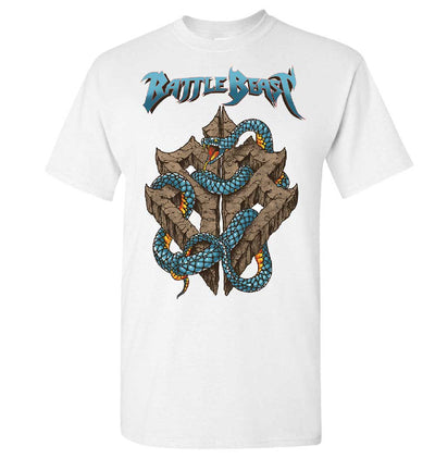 BATTLE BEAST Snake Symbol T-Shirt