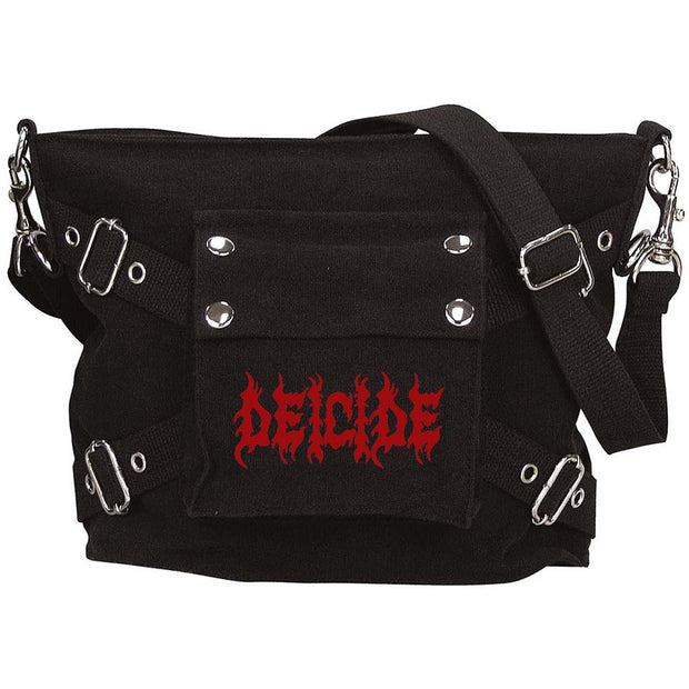 DEICIDE Vintage Logo Canvas Bag
