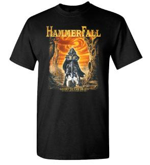 HAMMERFALL Glory To The Brave T-Shirt