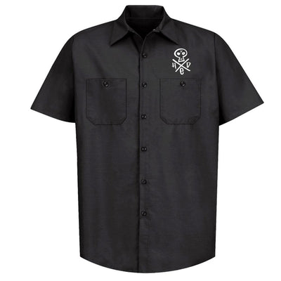 HED PE Skull Lion Workshirt