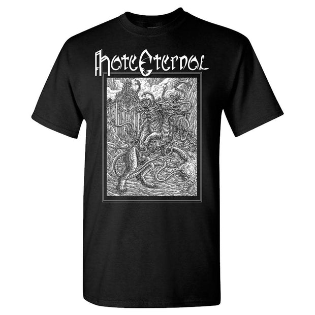 HATE ETERNAL Cerebus Black T-Shirt
