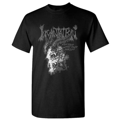 INCANTATION Rotting With Your Christ Tour 2019 T-Shirt