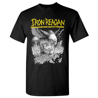 IRON REAGAN Trump Eagle T-Shirt