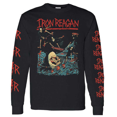 IRON REAGAN Grinding Nuns Long Sleeve