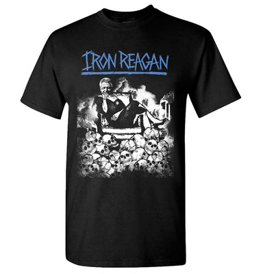 IRON REAGAN Clinton In A Dress T-Shirt