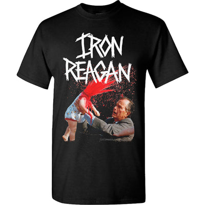 IRON REAGAN Your Kids An Asshole T-Shirt