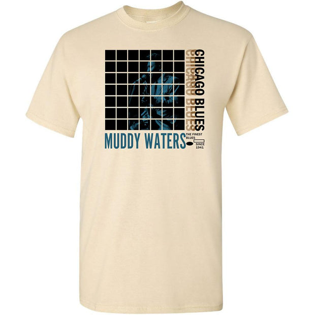 MUDDY WATERS The Finest Blues T-Shirt