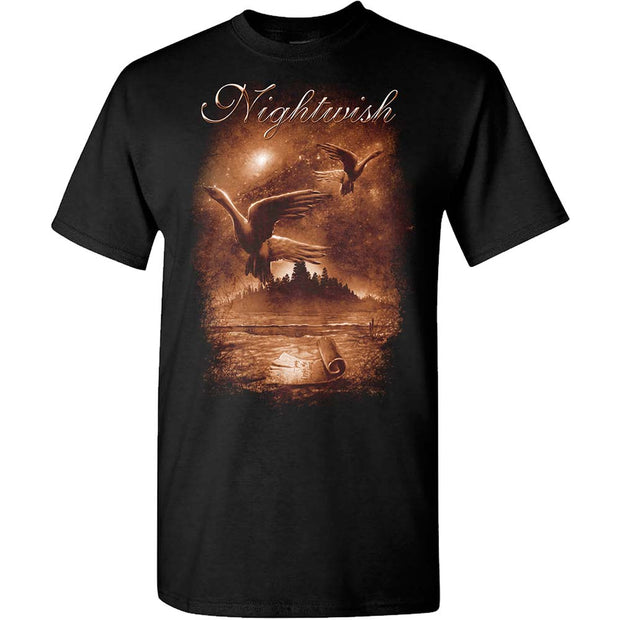 NIGHTWISH Wish Master Decades North American Tour T-Shirt