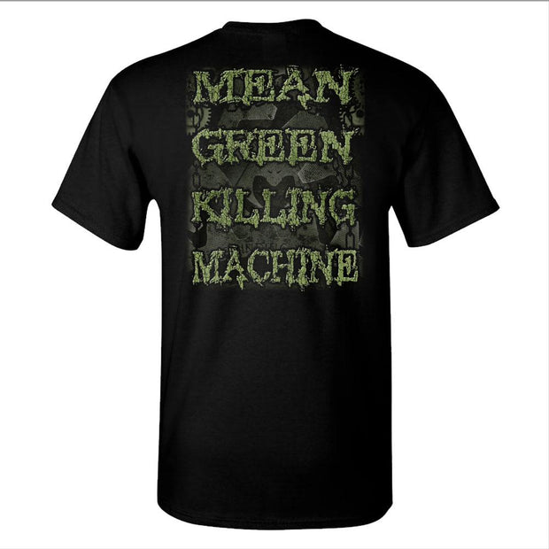 OVERKILL Mean Green Killing Machine T-Shirt