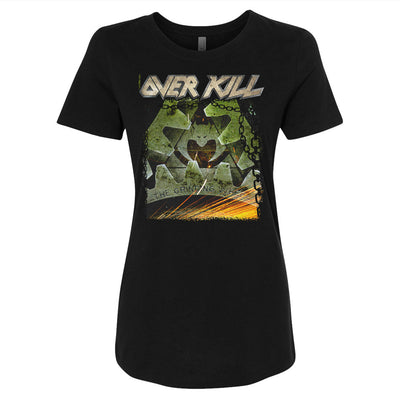 OVERKILL Grinding Wheel Ladies T-Shirt