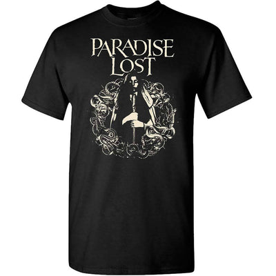 PARADISE LOST Medusa 2018 Black Tour Shirt