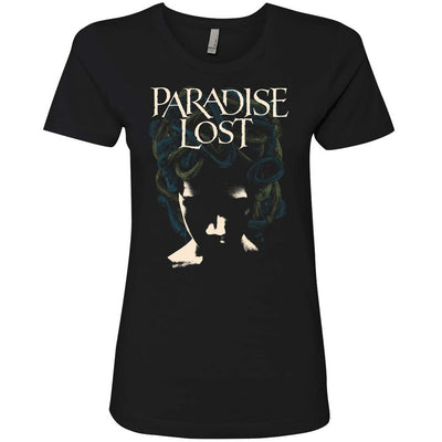 PARADISE LOST Medusa Circle Vines Ladies T-Shirt