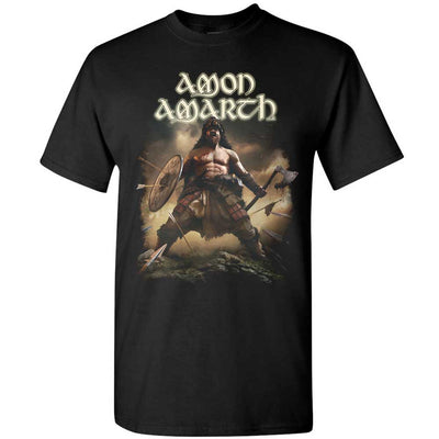 AMON AMARTH Berserker North American Tour 2019 T-Shirt