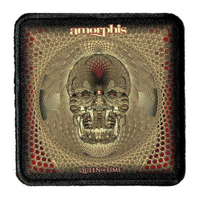 AMORPHIS Queen Of Time Patch