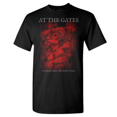 AT THE GATES Drink From the Night Tour 2018 T-Shirt