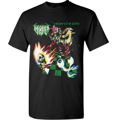 BROKEN HOPE Swamped in Gore 30 Years T-Shirt