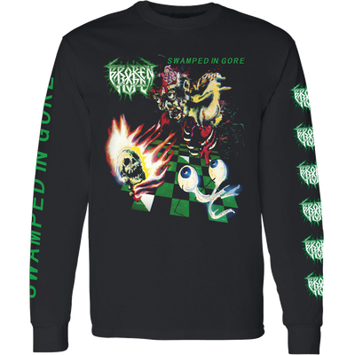 BROKEN HOPE Swamped in Gore 30 Years Long Sleeve